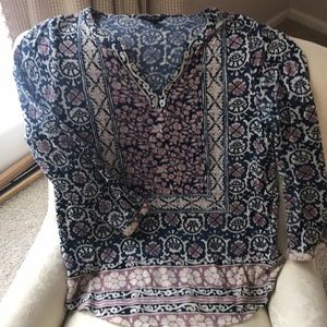 Cute and Comfy Lucky Brand Top